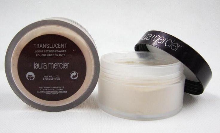 New Laura Mercier Powder Loose Translucent Setting Face 1oz Free Shipping Sexy #LauraMercier