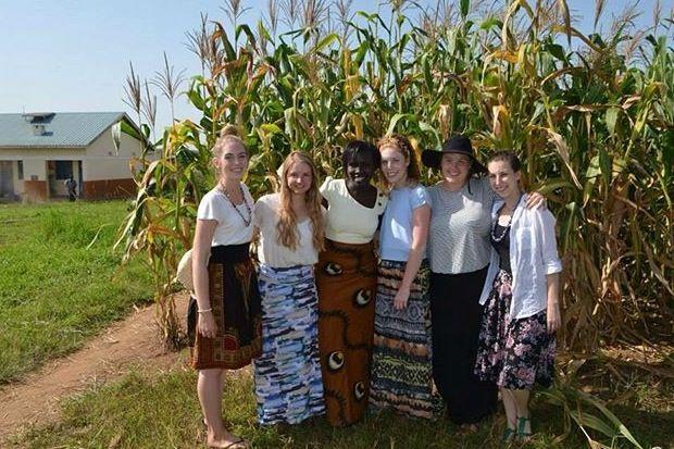 Project Outward Team / Uganda