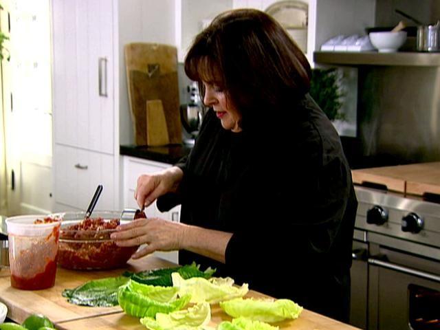 Stuffed Cabbage Recipe : Ina Garten