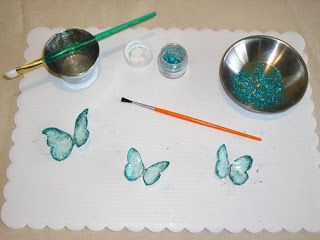 Gelatin Butterfly Tutorial