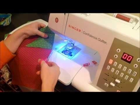 Bionic Gear Bag Sew Along Part 3 - YouTube