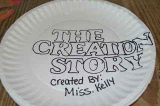 The Creation Story Craft