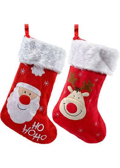 105 best Nikolausstiefel / Christmas Stocking images on Pinterest ...