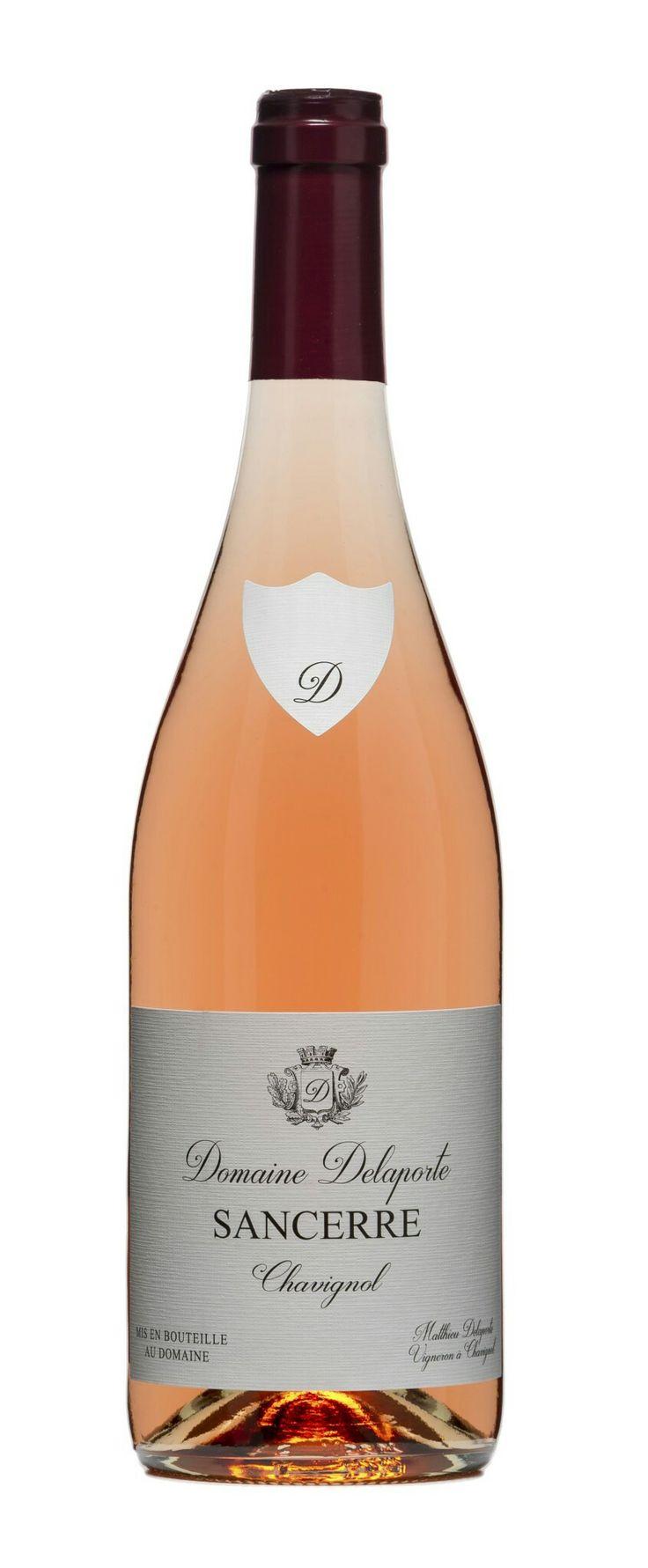 Domaine Delaporte Sancerre Rosé  sc 1 st  Pinterest & 326 best 365 Days of Rosé images on Pinterest | Cocktails Bar ...