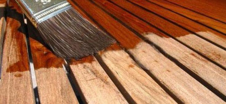 Los tratamientos de acabado superficial, además de embellecer la madera proporcionan una importante protección, permitiendo que el producto mantenga su apariencia en el tiempo. Clic a la imagen para los tips de protección de madera nueva y por mantenimiento.