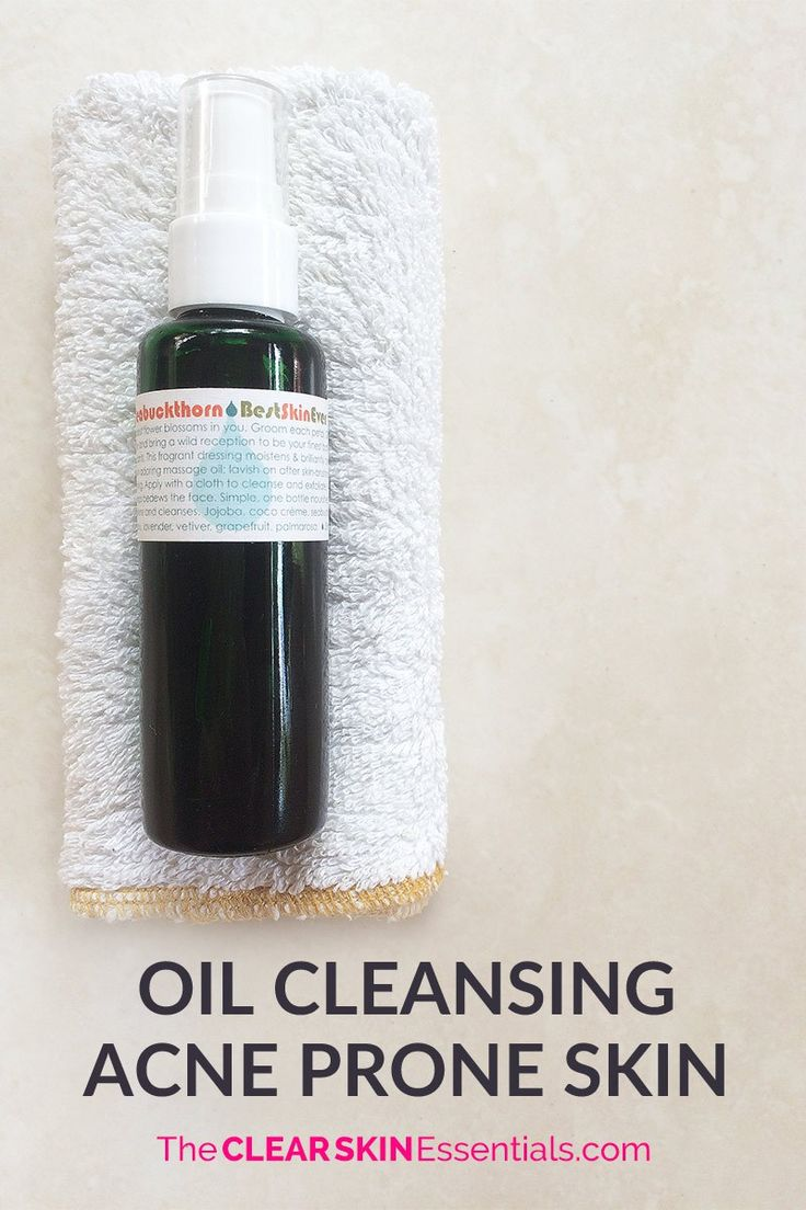 Why Cleanse with Oil?