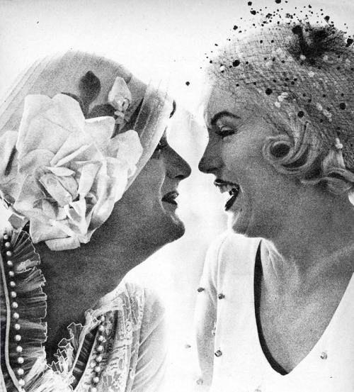 Some like it hot (1959) - Marilyn Monroe & Tony Curtis