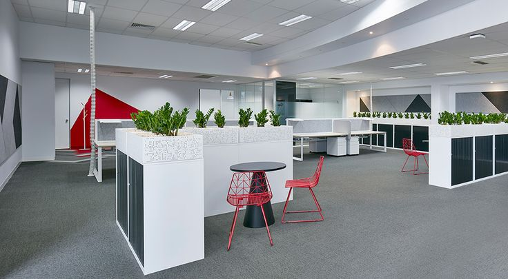 Puma Head Office & Showroom Commercial Office Fitout Workspace