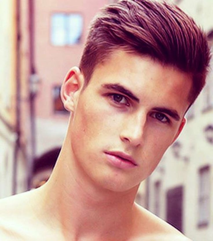 66 best hairstyles for men and boys images on pinterest face men your face shape will determine the best hairstyle to choose to complime urmus Image collections
