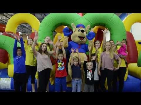 Kids birthday party center | Places for a birthday party | Indoor playground | Birthday parties for kids | Jumpin Jack\'s - Hatfield PA