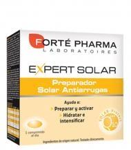 Expert Solar Forté Pharma, complemento para preparar la piel al sol   Forté Pharma - Parfumerie et parapharmacie - Forte Pharma