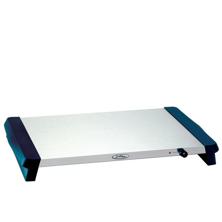 """Stainless Steel Warming Tray, 21½"""" x 14"""" 
