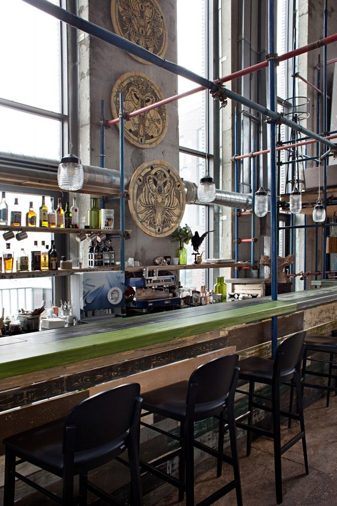 290 Best Commercial Spaces Images On Pinterest Cafe Shop Design Restaurant Interiors And