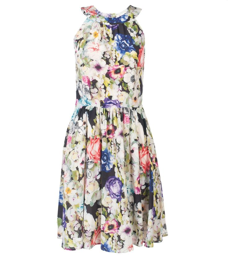 Don't Let Go Dress from Alannah Hill. Pretty floral!