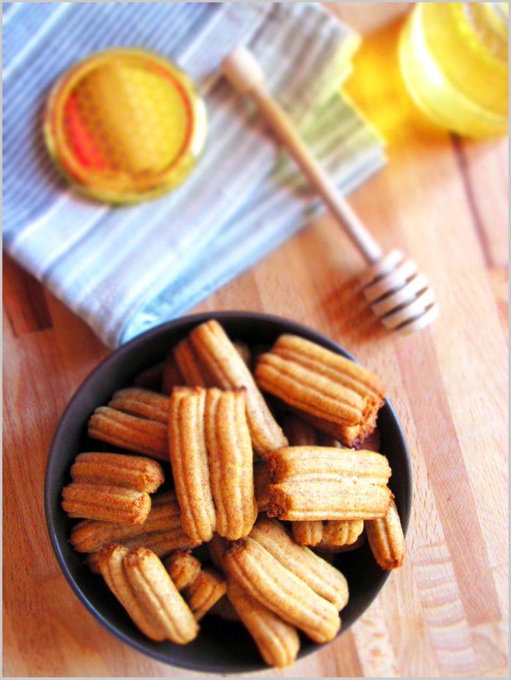 Bastoncini integrali al miele