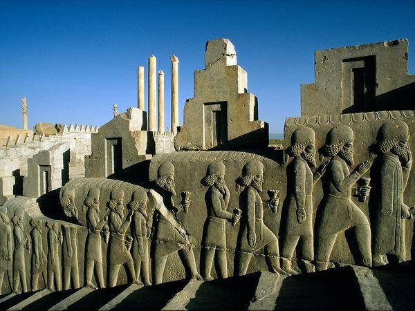 cite perdu | La cité perdue de Persépolis en Iran. | Un regard curieux sur le ...