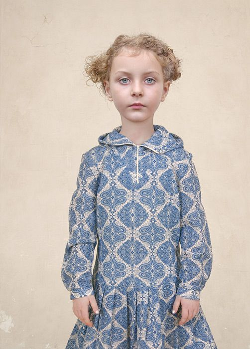 My favorite Modern Portrait Photographer on this Earth. Antonia by Loretta Lux