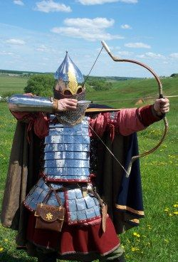 Battle of Kylikovko Museum, great images of Rus armor from 14th C