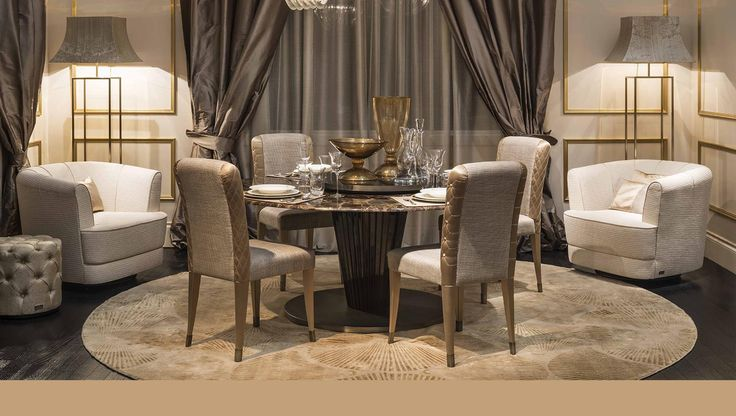 Heritage by alberto vignatelli timeless classic interiors for Luxury living group