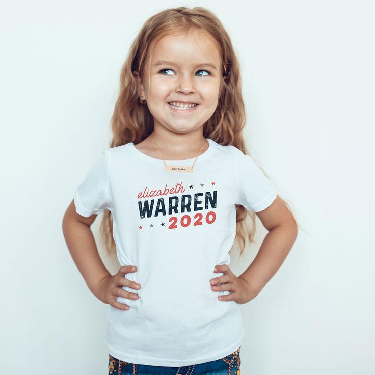 Elizabeth Warren 2020 Toddler Softstyle T-Shirt