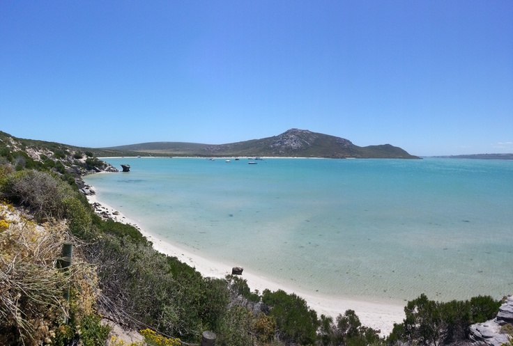 West Coast National Park, Langebaan Lagoon, South Africa. Photographed by Jacques du Plessis