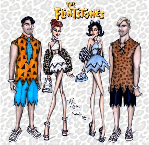 ‪The Flintstones‬ by Hayden Williams
