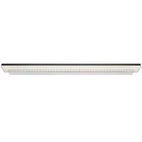 Rachel Chrome & Acrylic 13W LED Vanity Wall Light - Mercator MW2113