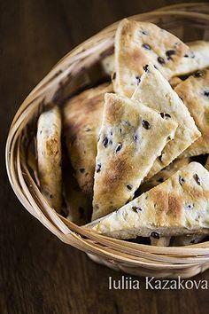 Крекер с семенами льна. Вкусные хрустящие крекеры, отлично подходят для перекуса, можно взять с собой на работу.