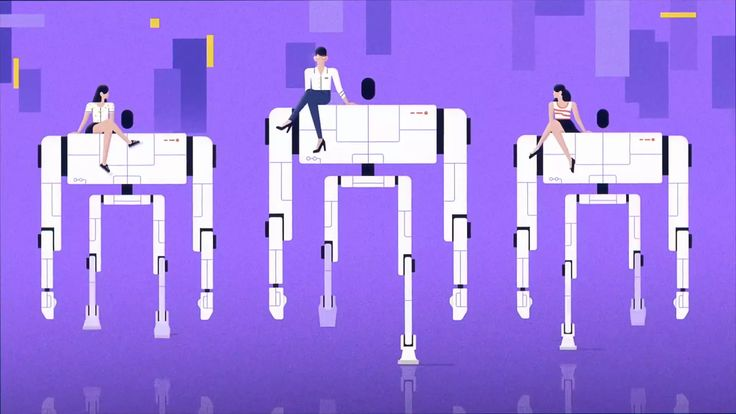 The Age of Female Dominance, Brought to You by Robots on Vimeo