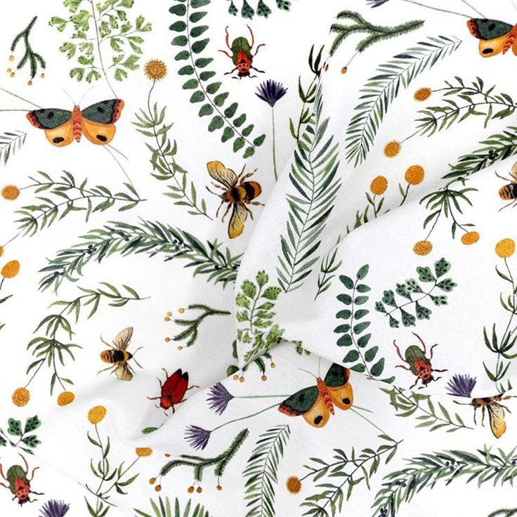 Meadow :: by @ohkiistudio  cushions / tea towels / tote bags / pillowcases #theclubofoddvolumes