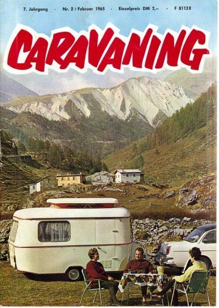 Hymer Eriba Puck #hymer #caravan #camping #design #vintage #classic by karyn
