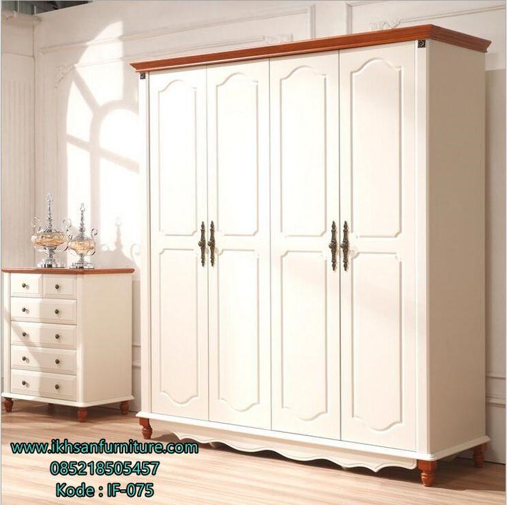 JualLemari Pakaian Pintu 4 Minimalis Terbaru Lemari Pakaian Pintu 4…