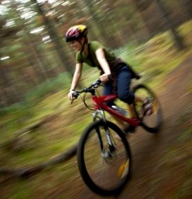 Woodhill Mountain Bike Park is located just over thirty minutes from central Auckland and boasts 150km of single tracks!