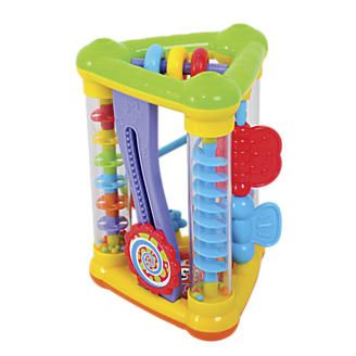 Action Triangle Baby Activity Toy from One Step Ahead