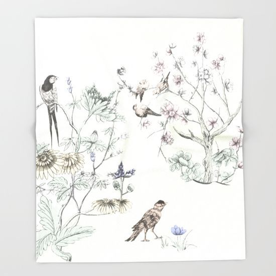 20% Off + Free Shipping - Ends Tonight at Midnight PT! Our seriously soft throw blankets are available in three sizes and feature vividly colored artwork on one side. Made of 100% polyester and sherpa fleece, these might be the softest blankets on the planet, so get ready to cozy up. 20% Off + Free Shipping - Ends Tonight at Midnight PT!