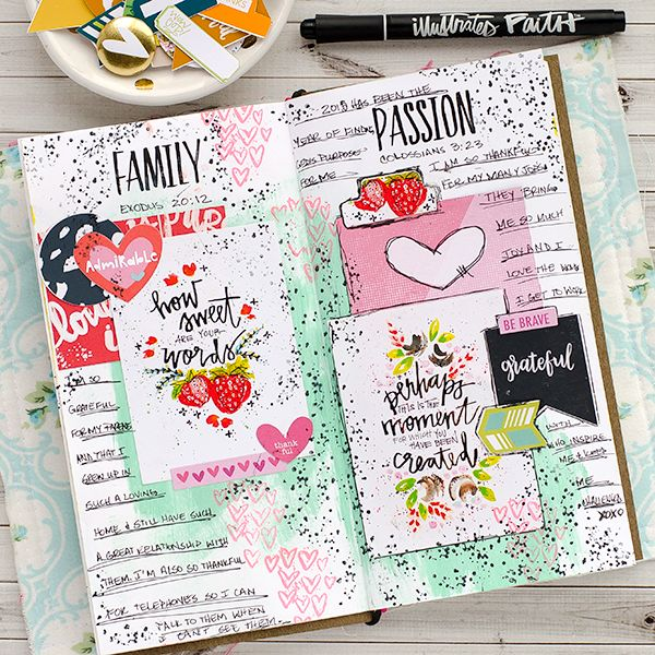 Heather Greenwood | Family and Passion - Illustrated Faith - Illustrated Faith