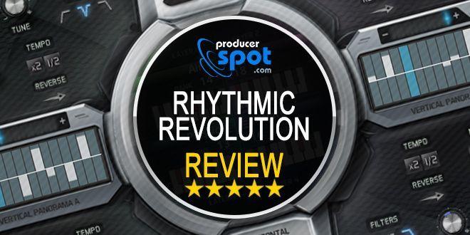 Review: Rhythmic Revolution for Kontakt by 8DIO | ProducerSpot