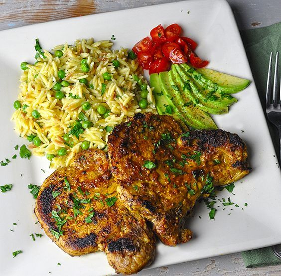 Cuban Pork Chops (Chuletas de Puerco) — Tender. Juicy. Lively.