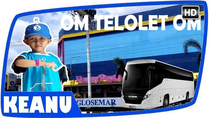 BoBoiBoy Air Naik BUS TELOLET - OM TELOLET OM - Cosplay Real Life Boboib...