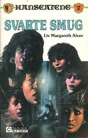 """""""Svarte smug"""" av Liv Margareth Alver"""
