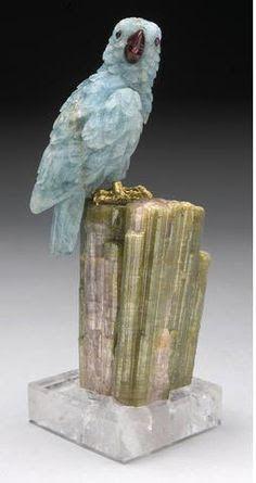 aquamarine/carving/jewelry - Google Search