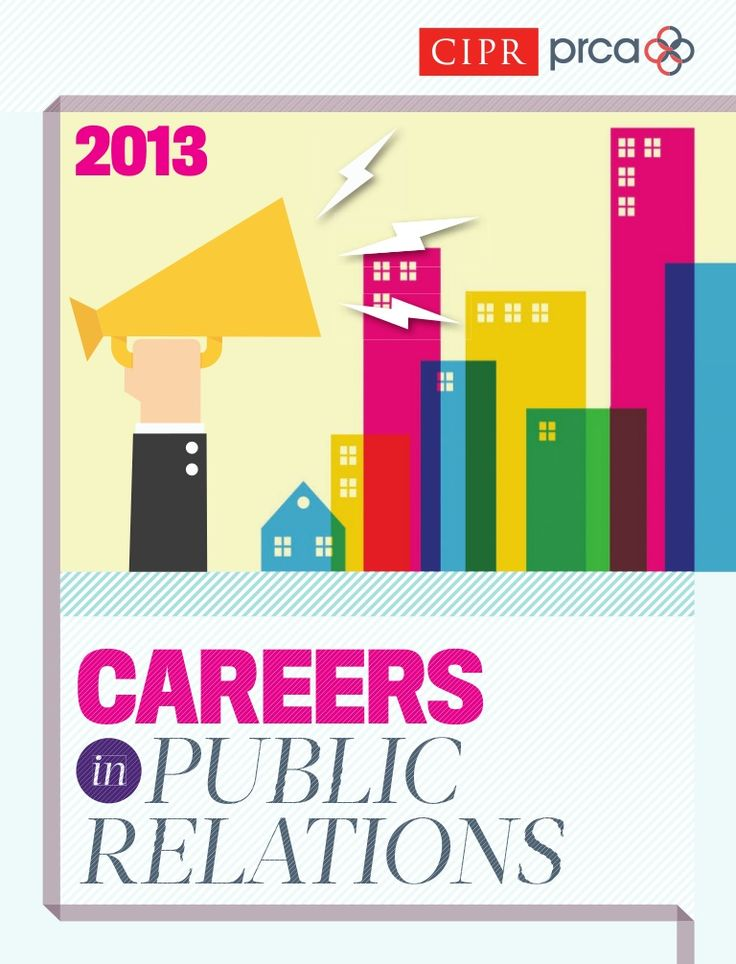 Careers in Public Relations by Chartered Institute of Public Relations via slideshare