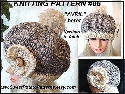 Instant Download PDF Knitting Pattern  by sweetpotatopatterns, $3.99 https://www.etsy.com/listing/109565865/instant-download-pdf-knitting-pattern?ref=shop_home_active_24