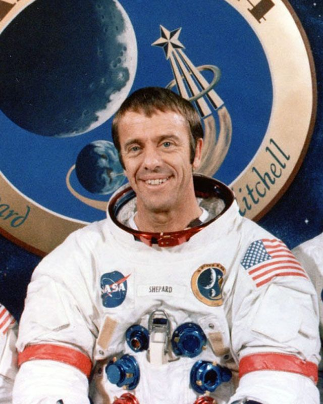 alan shepard nasa - Google Search