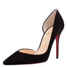Resultado de imagen para zapatos suela roja
