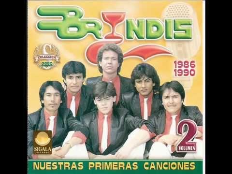el original grupo bryndis 1986 - hola
