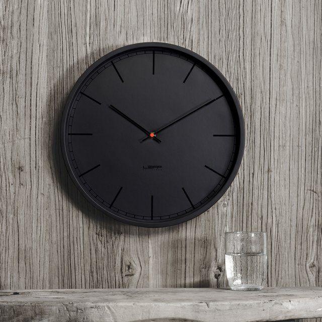 Tone35 Wall Clock by Leff Amsterdam