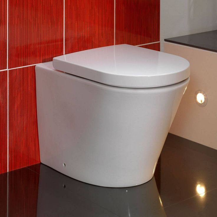 Arc Back To Wall Toilet inc Seat, Very Nice are there any flaws or draw-backs?