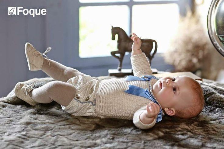 #QQTras - Tienda de ropa para bebés: PUNTO Y TELA de #Foque en: http://www.qqtras.com/prestashop/index.php?id_product=571&controller=product&id_lang=4