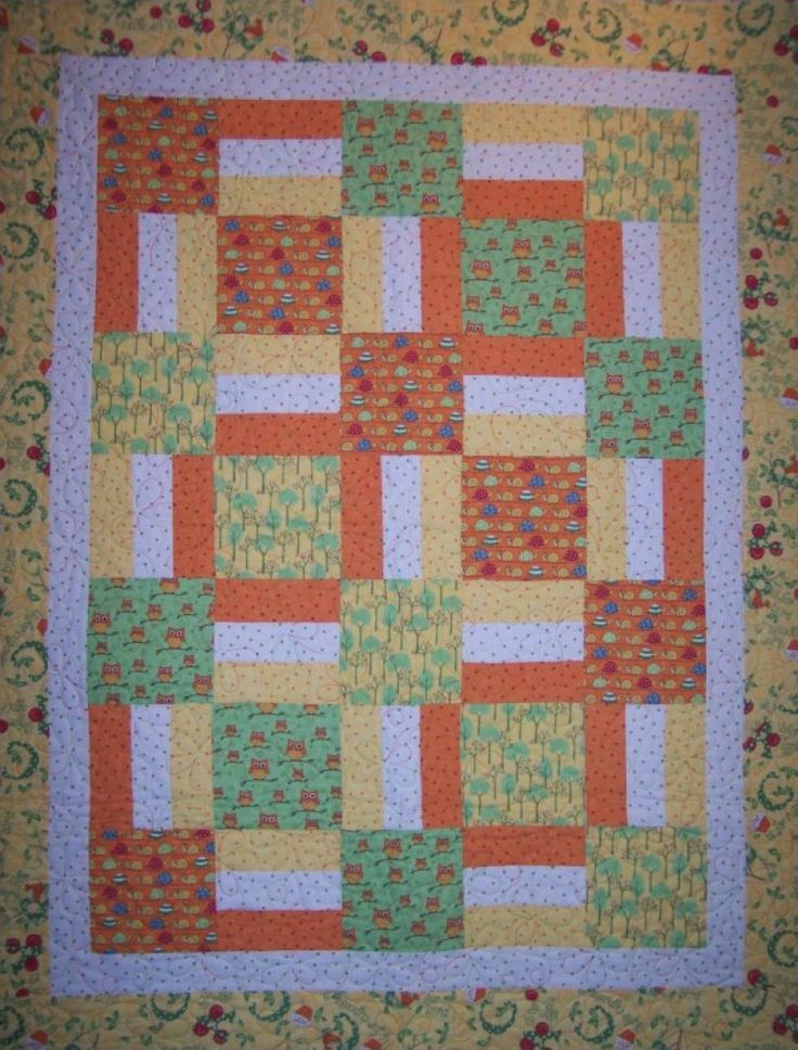 32 best Flannel Quilts images on Pinterest | Flannel quilts ... : free baby quilt block patterns - Adamdwight.com